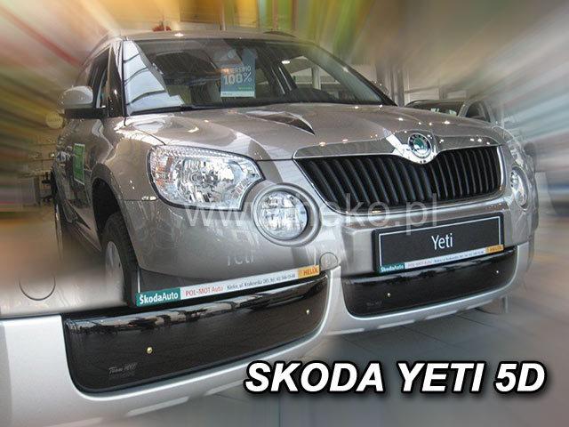 защита-решетки-бампера-skoda-yeti