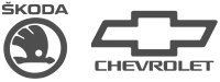 Логотип запчасти Skoda Chevrolet Нур-Султан